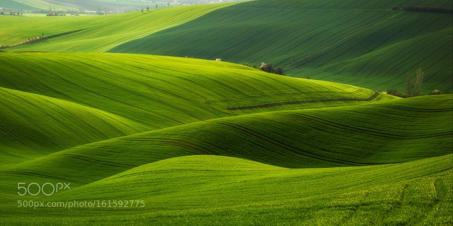Moravian Waves by PawelUchorczak. Please Like http://fb.me/go4photos and Follow @go4fotos Thank You. :-)