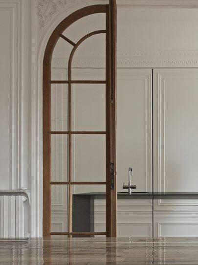 Invisible Kitchen By I29 Interior Architects Why Not French Kitchens And It Is