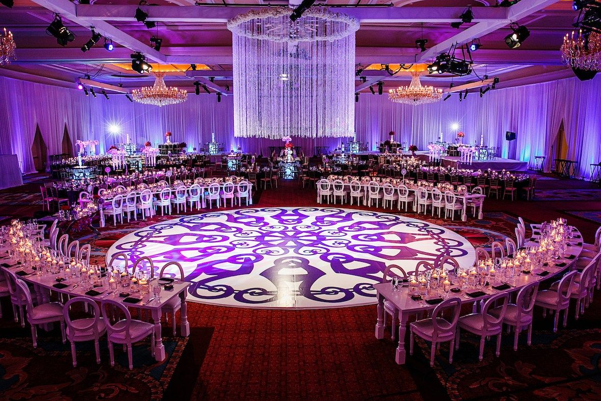 Avni Abhishek Indian Wedding Reception Decor Salt Lake City Think Shaadi