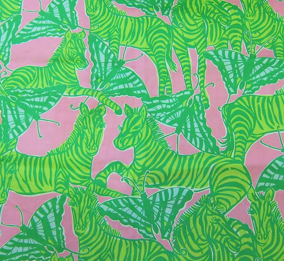 4b06cd68bc737e Lilly Pulitzer fabric