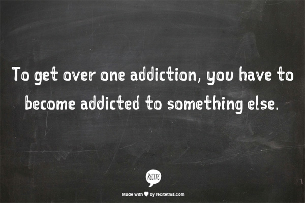How To Get Over An Addictive Relationship