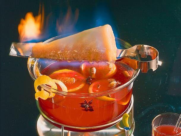 Feuerzangenbowle Rezept    LECKER #bananabread