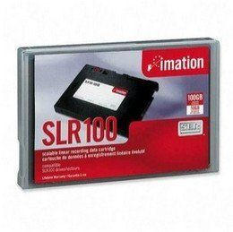 Tape Lto Ultrium 1 100gb 200gb Without Case By Imation 75 82