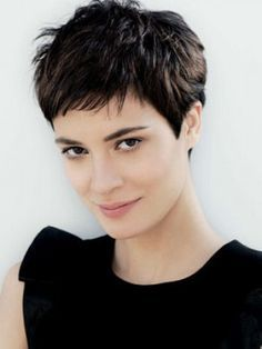 50 incredible short hairstyles for thick hair  short