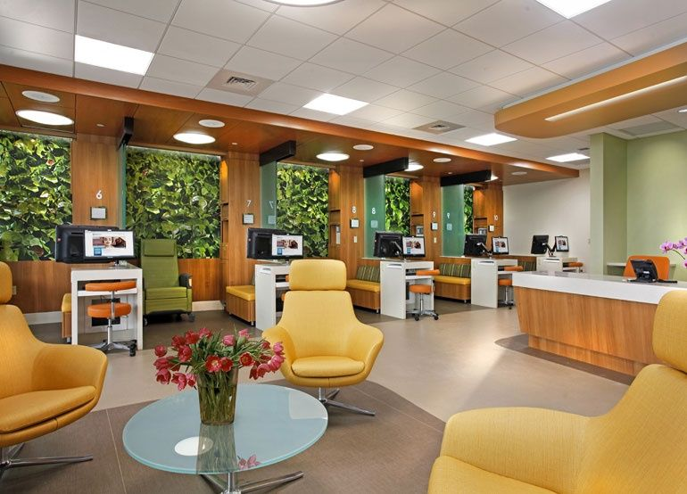 10 Questions With… Marlene Liriano Healthcare design