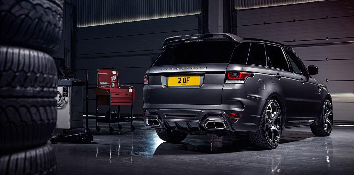 The Overfinch Sport Range Rover Sport Range Rover Range Rover Car