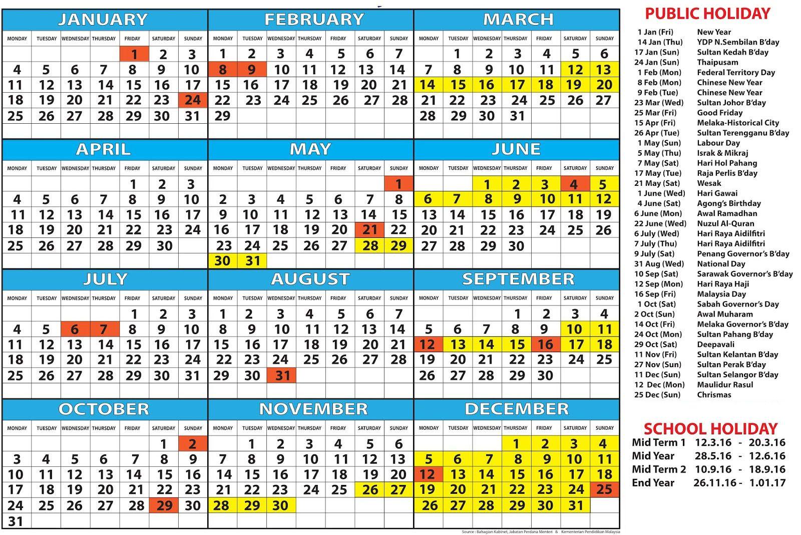 Image Result For Calendar 2018 Malaysia September Calendar Holiday Calendar Calendar