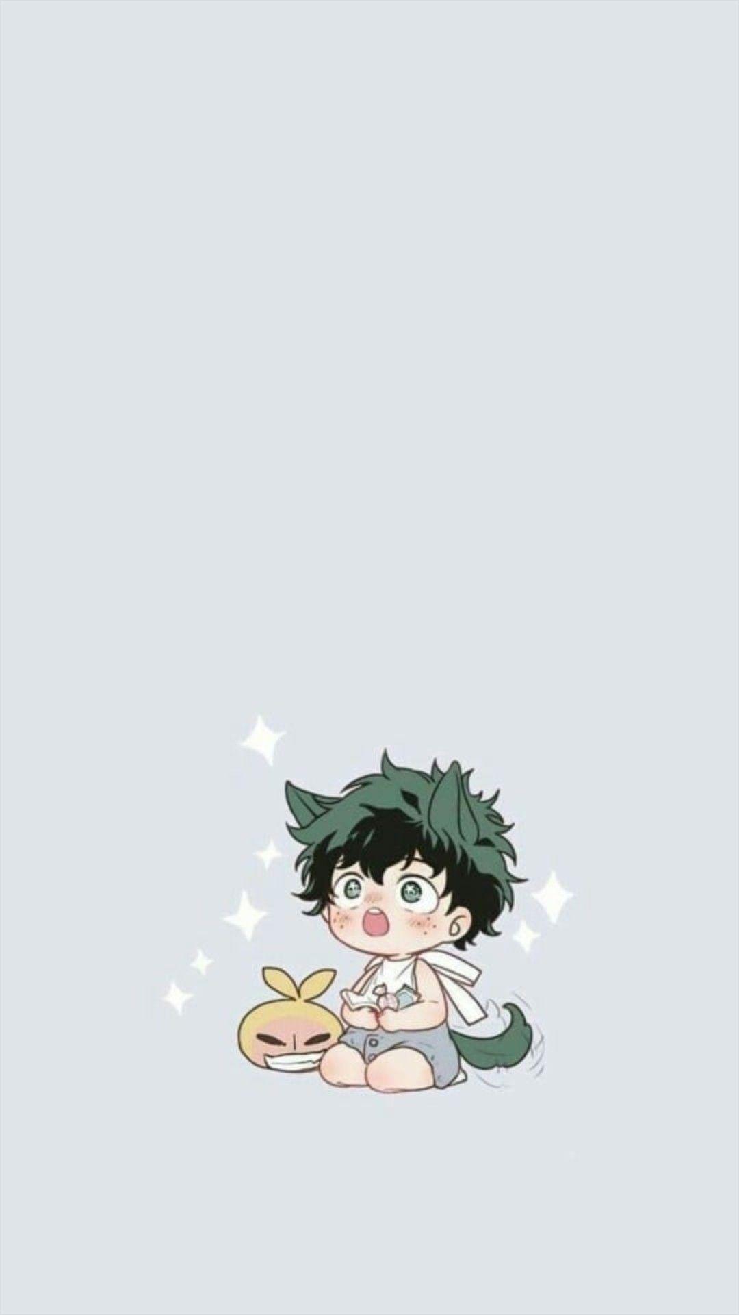 Pin by Wangxian on Mha Hero wallpaper, Anime wallpaper