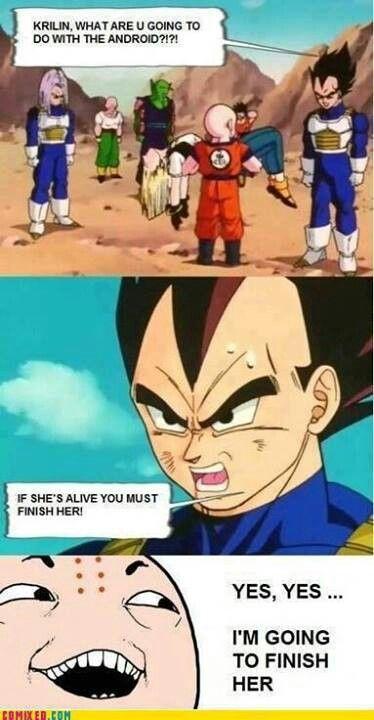 Dragon Ball Z Funny Meme : Dbz meme visit now for d dragon ball z compression