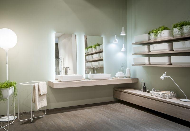 Scavolini Bagno ~ Floor level dressing table nice plants scavolini bagno