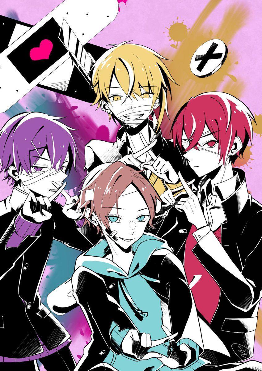八衣 on twitter anime boy kawaii anime anime