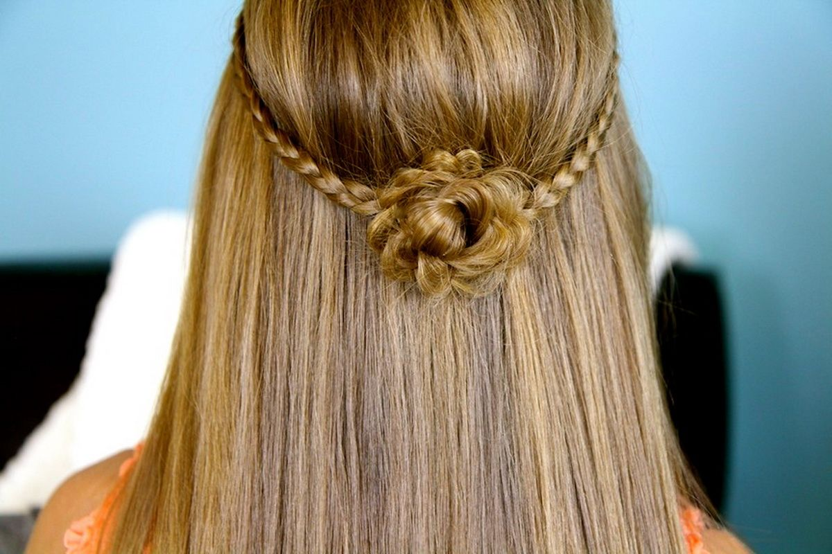 Easy cute hairstyles for girls simple hairstyle ideas for women