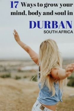 Want to grow you mind, body and soul around Durban, KwaZulu-Natal, South Africa? It's important to maintain a healthy balance between all these factors by nurturing your whole self, including your physical, mental, emotional, and spiritual needs. #durban #southafrica #spiritual #mindbodysoul #travel