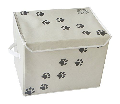 [Toy Storage Ideas] LARGE Dog Toys Storage Box By Feline Ruff. 16\