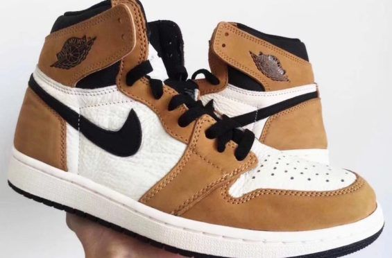6c86e608597d Get Ready For The Arrival Of The Air Jordan 1 Retro High OG Rookie Of The