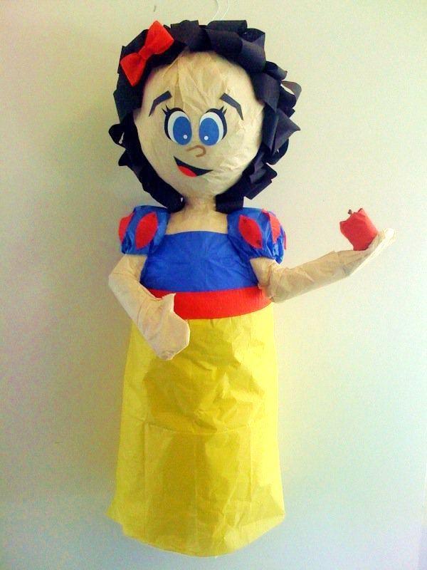 Princess Snow White Pinata. $60.00, via Etsy.