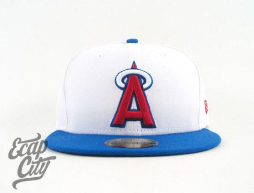 California-Angels-New-Era-59FIFTY-Fitted-Hats-(AIR-JORDAN -RETRO-TRUE-BLUE-3)-P 0e5bcc80ad5