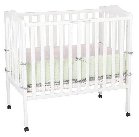Delta Portable Mini Crib White Portable Crib Mini Crib Portable Crib Bedding