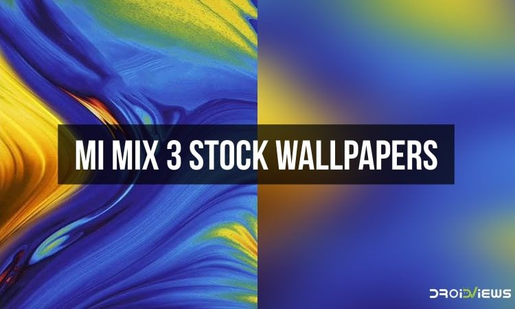 Download Xiaomi Mi Mix 3 Stock Wallpapers 14 Fhd Walls Droidviews Stock Wallpaper Wallpaper Android Wallpaper