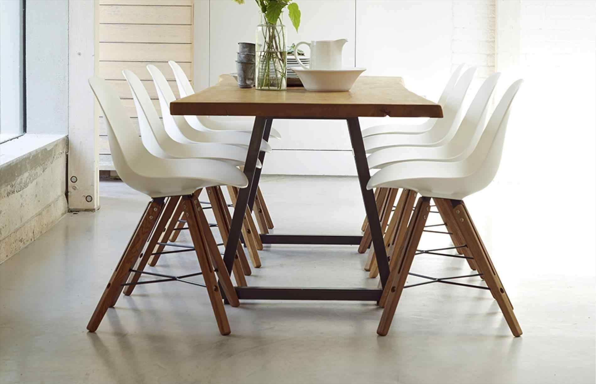 11 Wonderful White Dining Room Table Seats 8