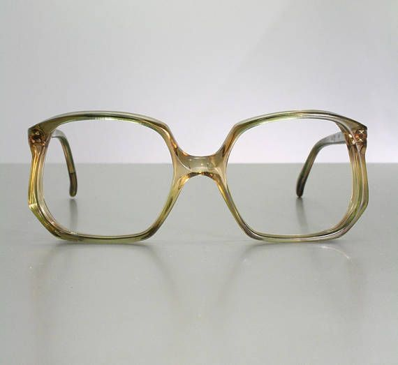 An Old Stock New True Vintage Pair Of Unworn Herem Brand French Eyeglass Frames From The Late 1970s Very Manly Frames For Sale Eyeglasses Frames True Vintage