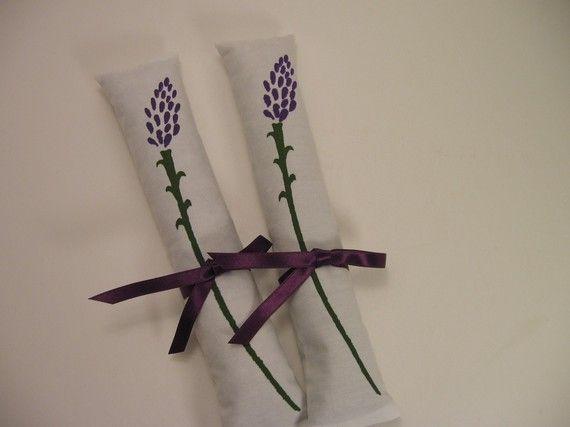 Favor. Lavender Sachet.