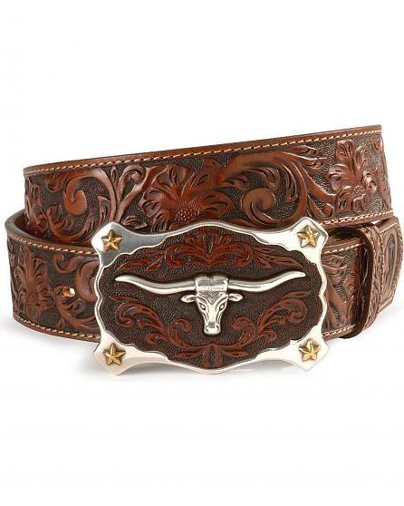 Classic Vintage Western Cowboy Men Leather Belt Buckle Metal 4 Kinds of Pattern