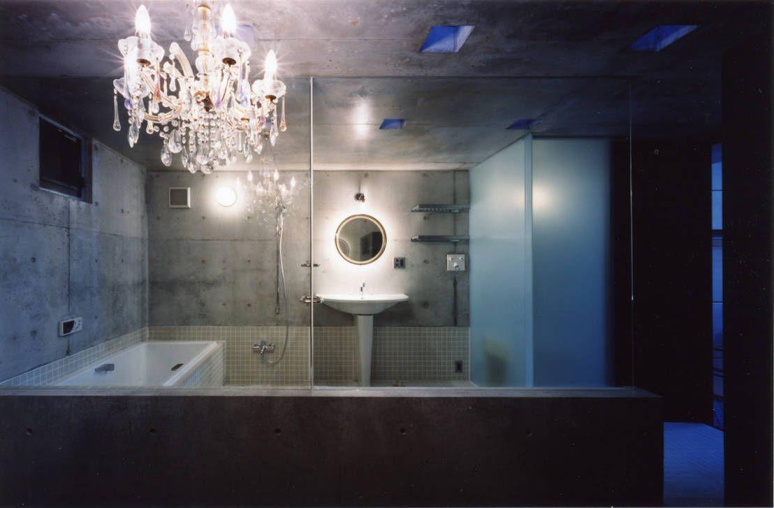 お洒落なトイレを作るための7つの工夫 Homify モダンバスルーム バスルームの照明 バスルームのアイデア