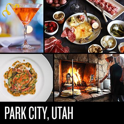 Whether you're headed to Park City for movies or the ...