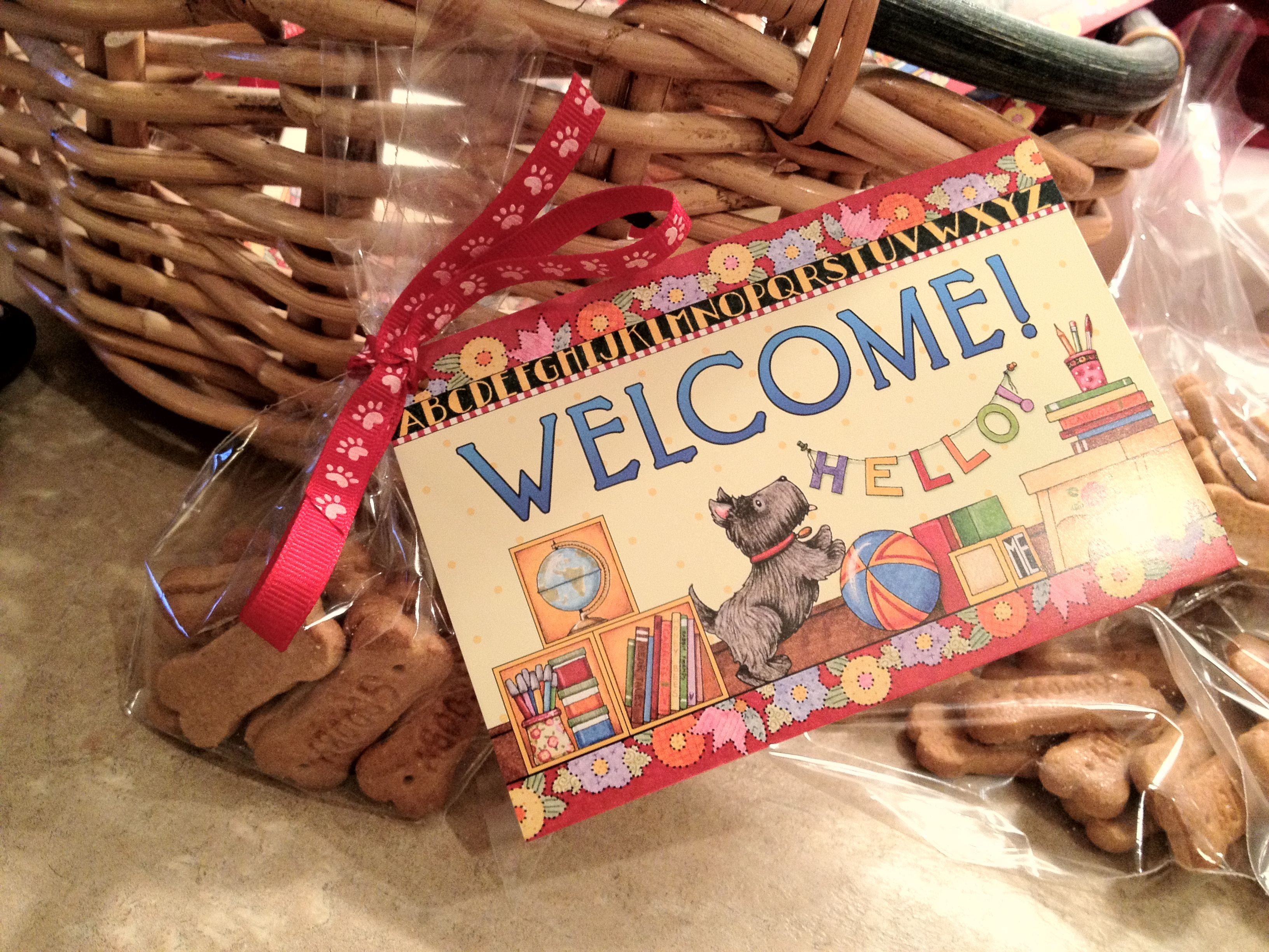 Welcome To Kindergarten Treat For Students In My Dog
