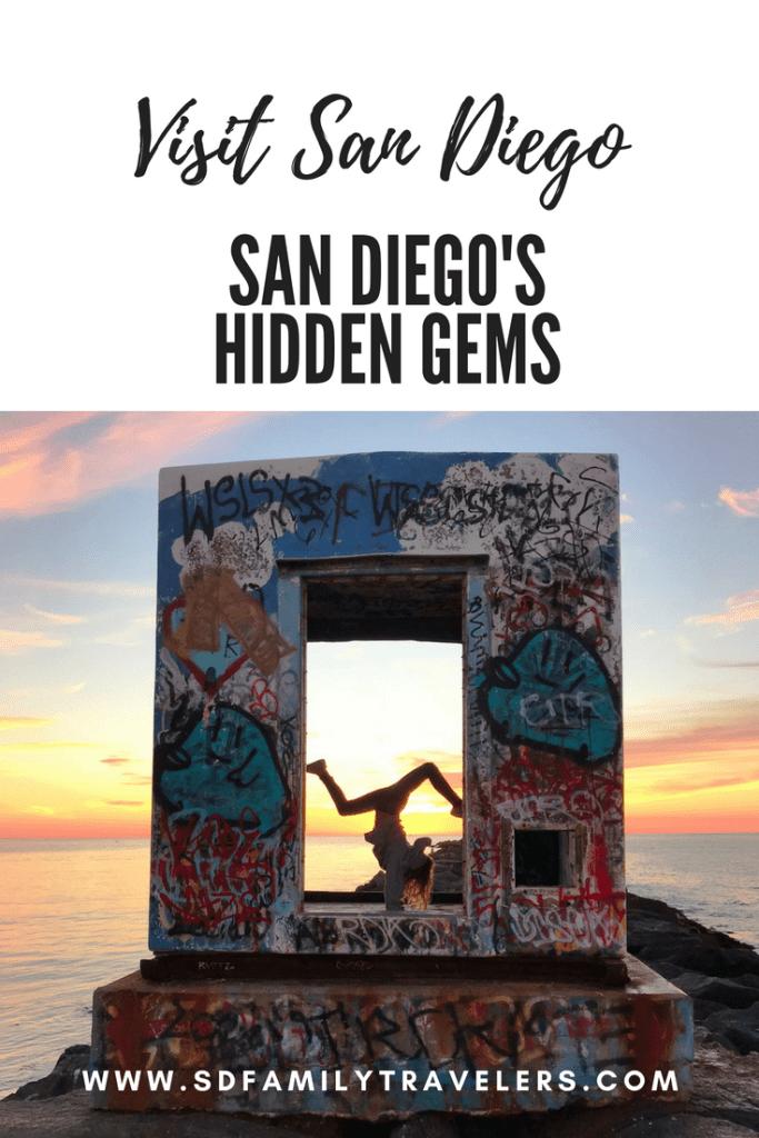 San Diego's Hidden Gems - San Diego Family Travelers