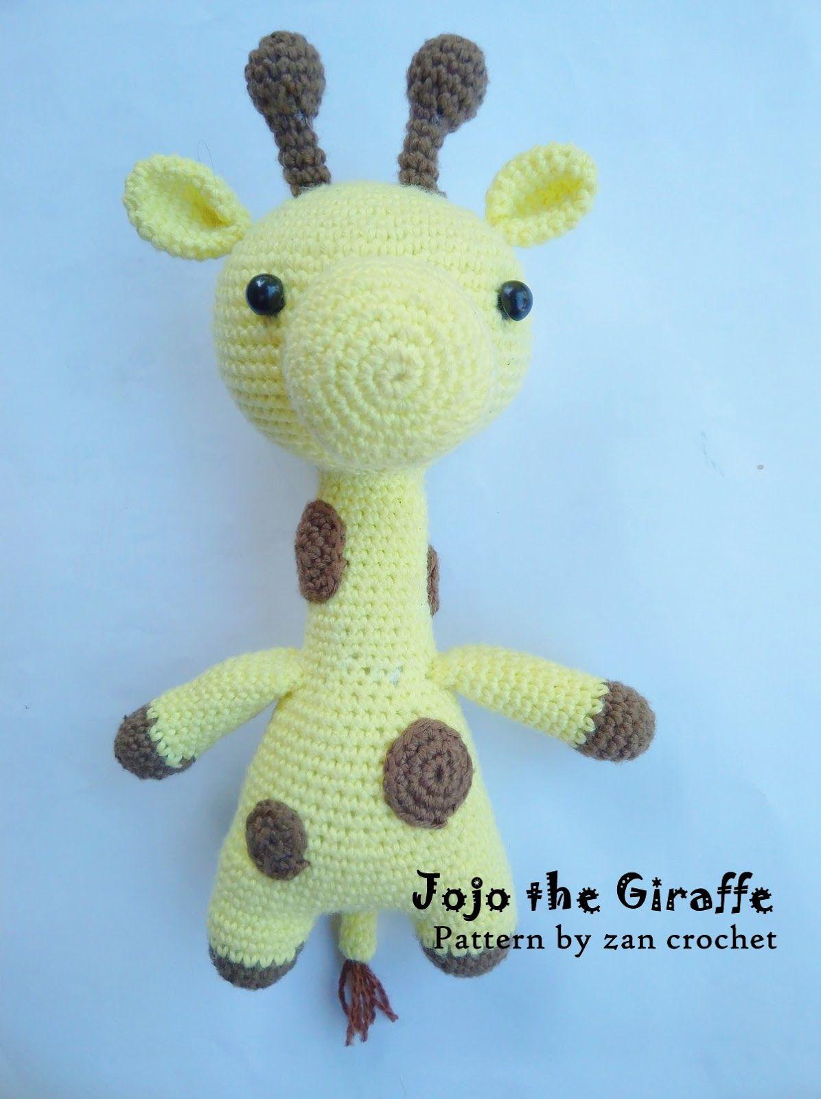 Giraffeanleitungkostenlos Häkeln Anleitung Handarbeit