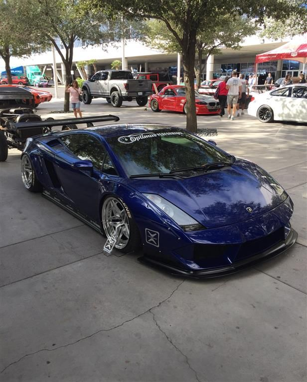 Lamborghini Gallardo Sema2016 By Chariotz Click To View More Photos