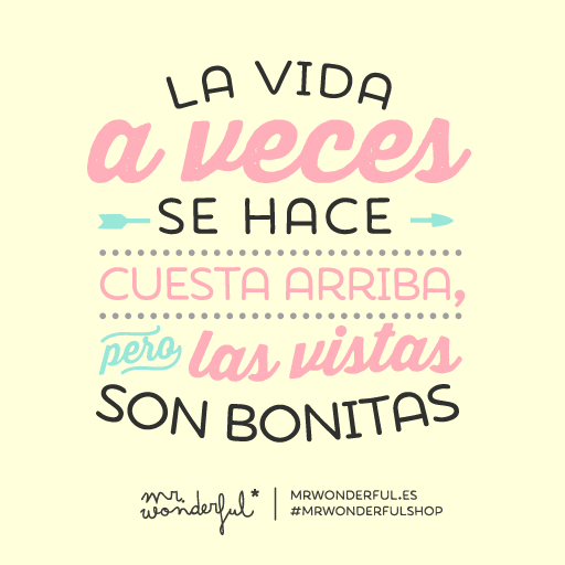 Mrwonderful mr wonderful for Frases de mister wonderful