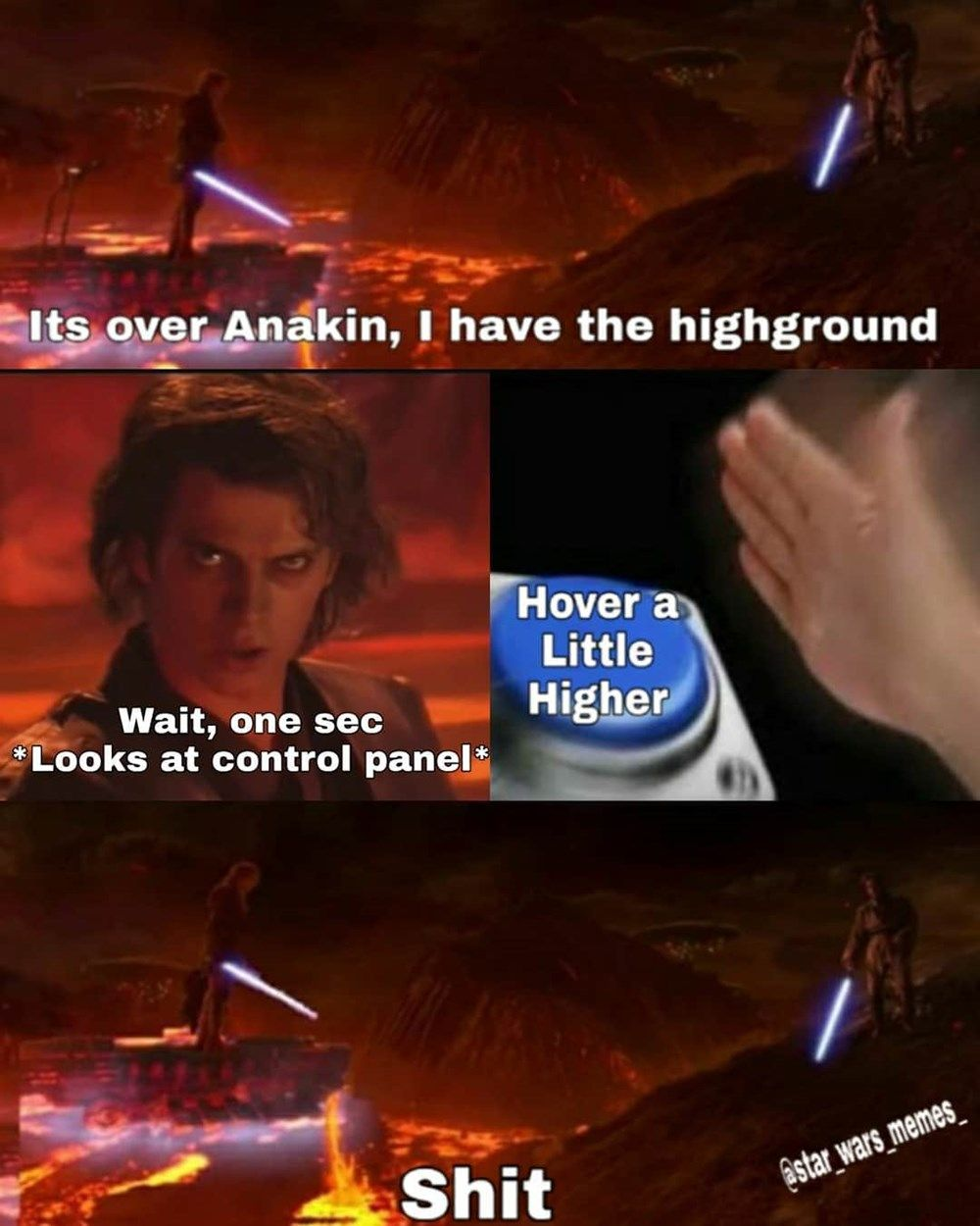 46 Star Wars Memes That Will Give Your Life A New Hope Star Wars Memes Star Wars Comics Star Wars Humor