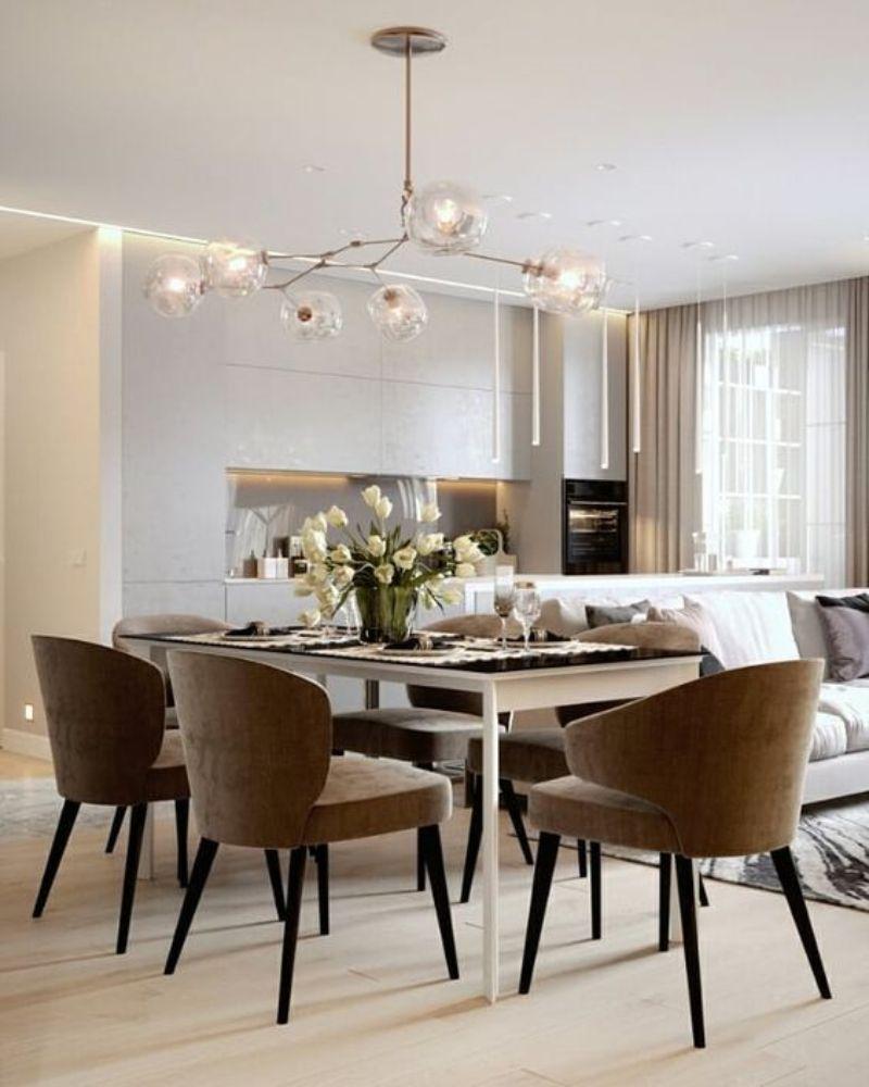 60 Modern Dining Room Design Ideas Dining Room Design Modern