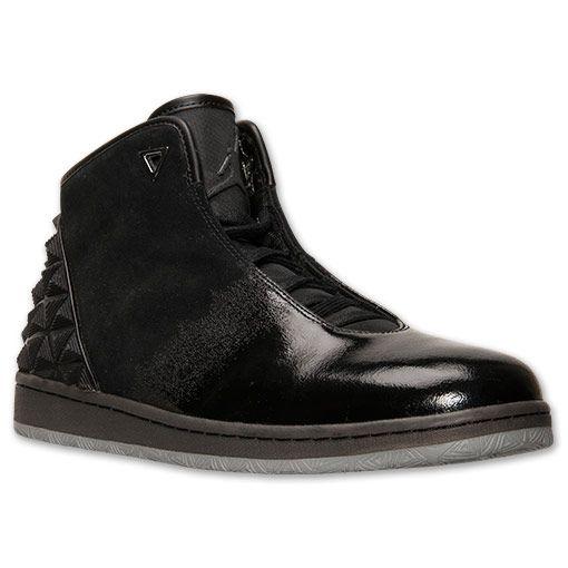 Men's Jordan Instigator Basketball Shoes   Finish Line   Black/Wolf Grey