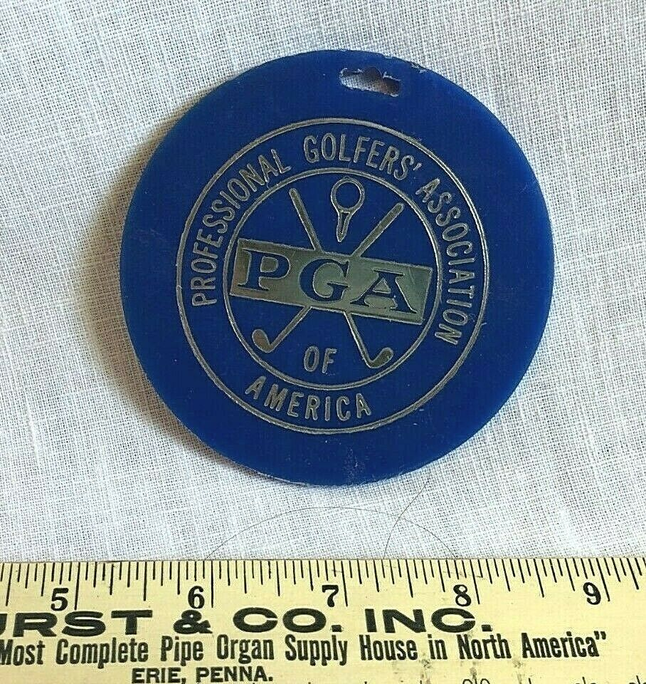 Details About 1980 Pga Illinois Open Championship Contestant Tag