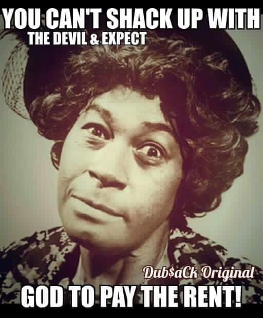 Preach, Aunt Esther!! (love her ) =) Defund Planned Parenthood