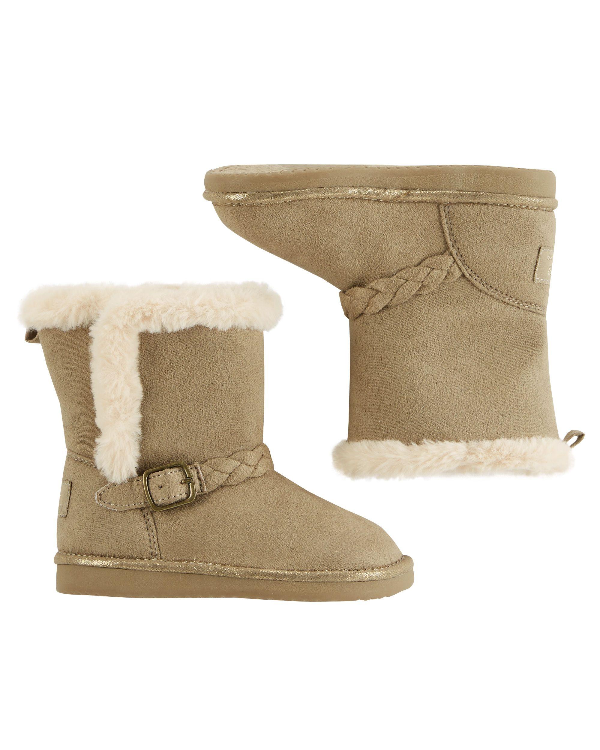 OshKosh Sherpa Boots   Boots, Kids