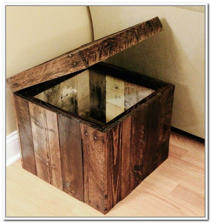 Wooden Storage Cubes With Lids Home Design Ideas