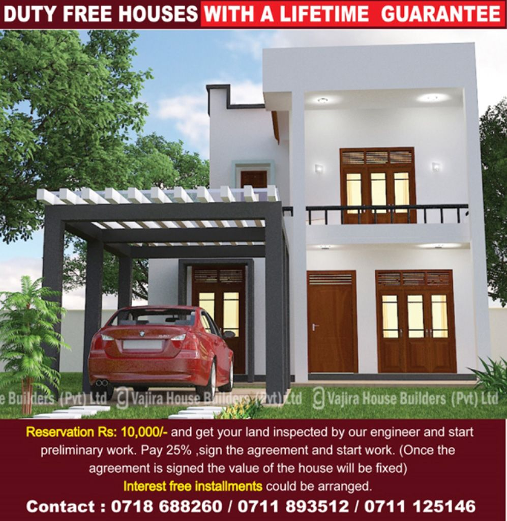 Best House Builders Sri Lanka Building Construction Home Builders House House Design