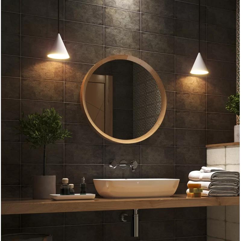 """Rivoli 6"""" x 12"""" Ceramic Tile in 2020 Ceramic tile"""
