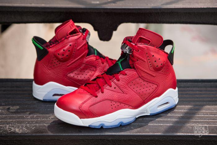 "order buy cheap 2018 sneakers Air Jordan 6 ""OG Spizike"" | Sneakers | Air jordans, Jordans ..."