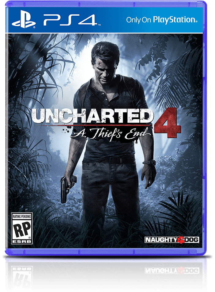Uncharted On Playstation 4 Naughty Dog Pre Order Uncharted A Thief S End Ps4 Uncharted A Thief S End