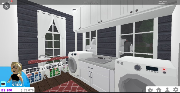 Roblox Laundromat Pin By Jazz S World On Bloxburg In 2020 Home Building Design House Building A House