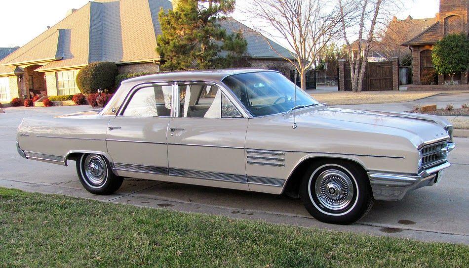 1964 Buick Wildcat 4 Door Sedan Buick Wildcat Buick American Classic Cars