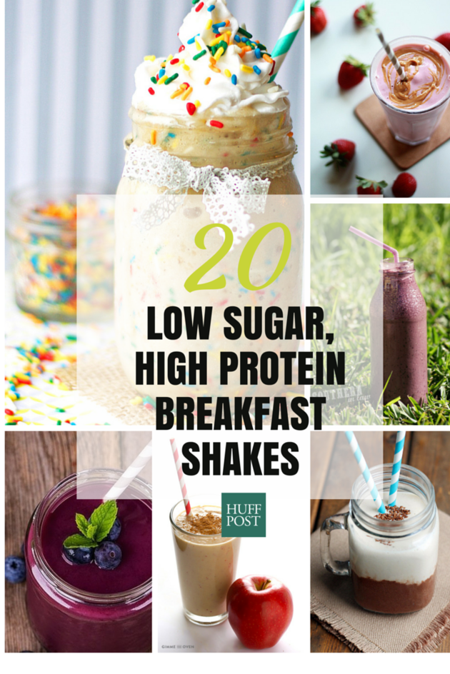 Have Your Birthday Cake Protein Shake And Drink It Too
