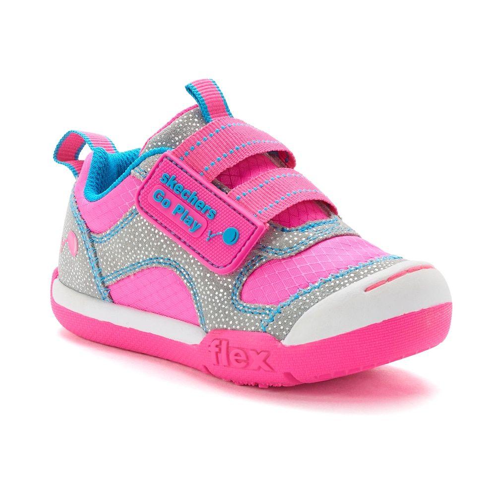 Skechers Flex Play Toddler Girls' Sneakers   Toddler