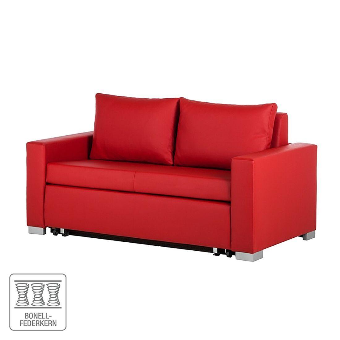 Schlafsofa Latina Xiv Kunstleder Sofa Sofas Und Wohnzimmer Sofa